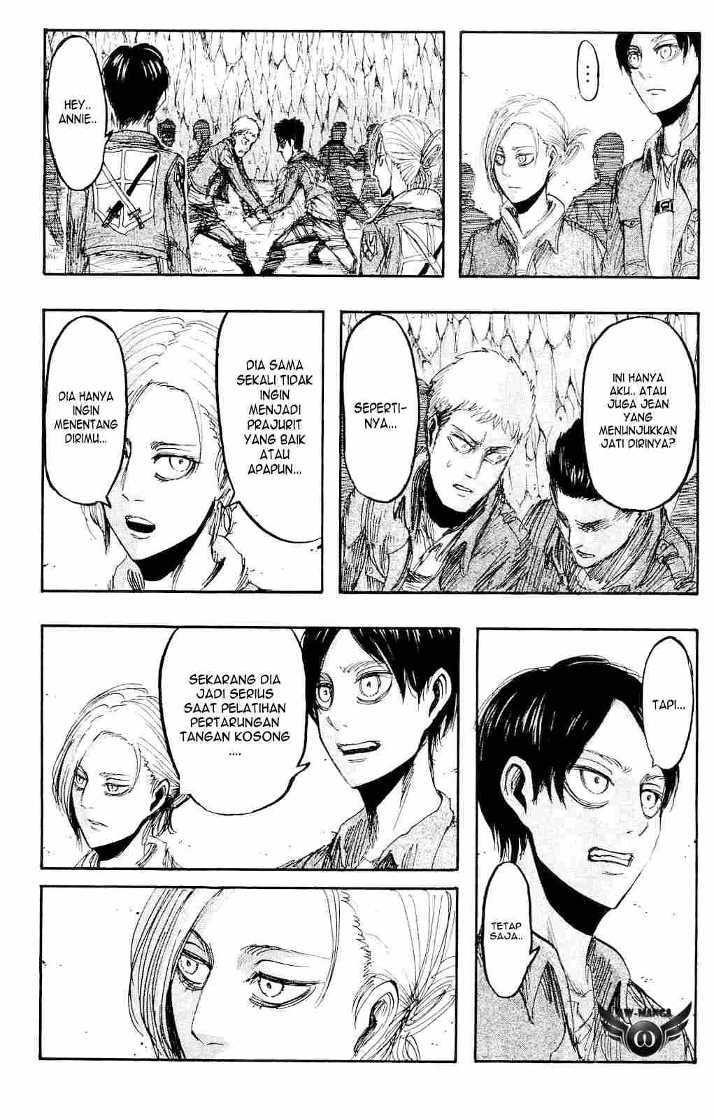 Komik shingeki no kyojin 017 - ilusi dari kekuatan 18 Indonesia shingeki no kyojin 017 - ilusi dari kekuatan Terbaru 33|Baca Manga Komik Indonesia|