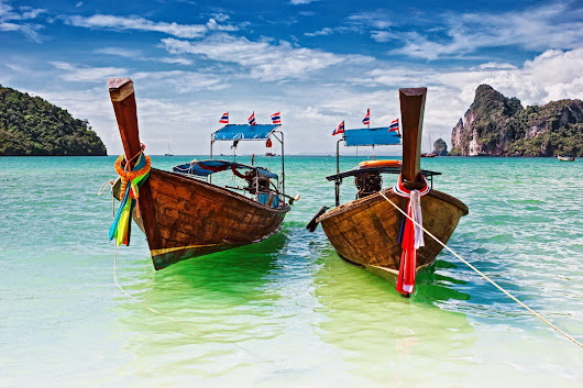 Places to visit to in Thailand