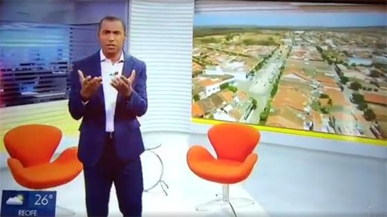 Iguaracy News Iguaracy é Destaque No Bom Dia Pernambuco Da