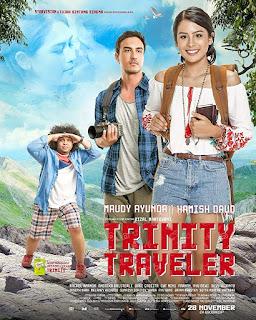Resensi Film Trinity Traveler