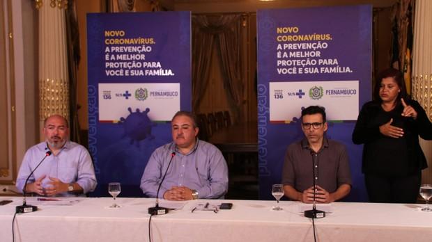 Aplicativo lançado pelo Governo do Estado e Prefeitura do Recife permite atendimento de saúde à distância