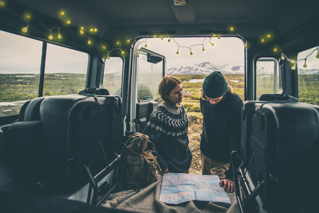 Campervan rental is a great way to explore Iceland's Ring Road