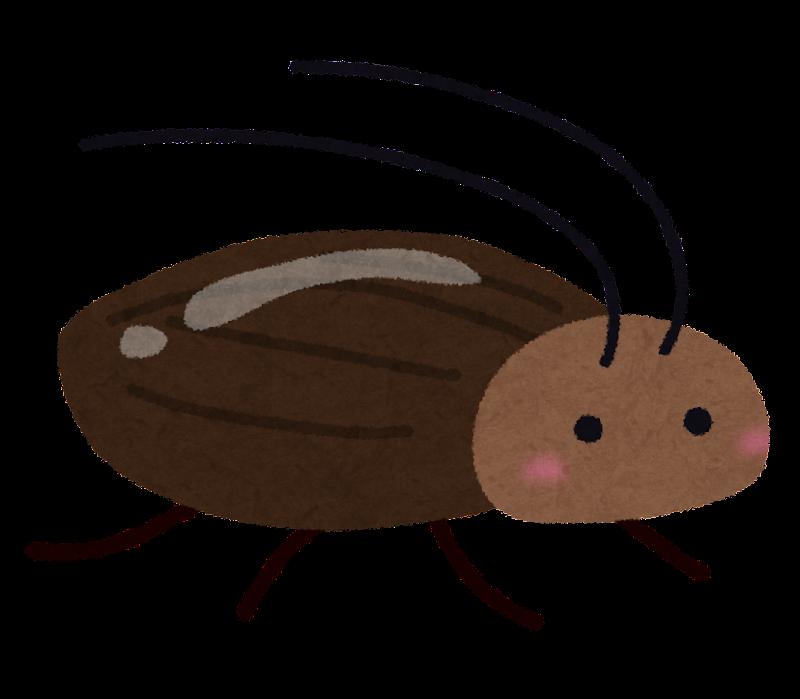 「ゴキブリ いらすとや」の画像検索結果
