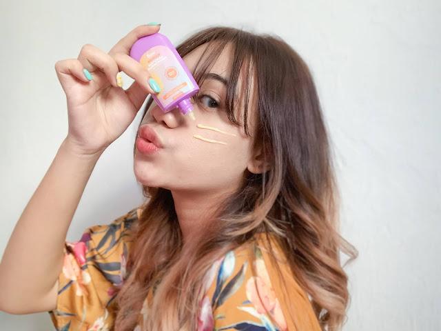 Review BASE Ultra Matte Natural Sunscreen