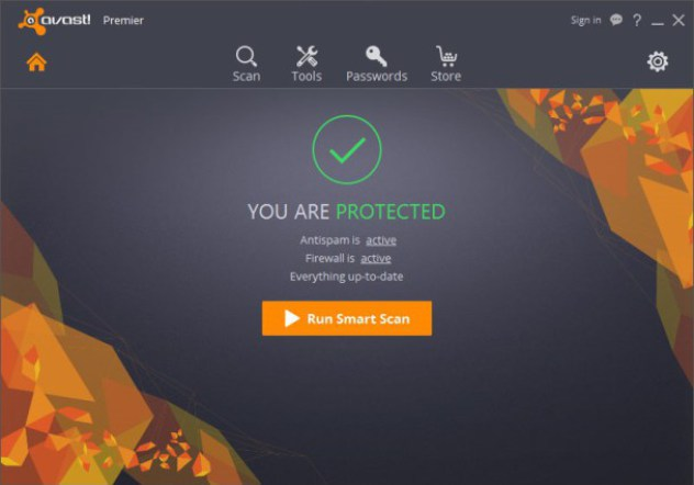 Avast Premier 2016 Computer Software