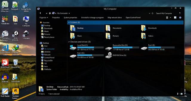 Cara Melakukan Screenshot pada Komputer/Laptop Windows