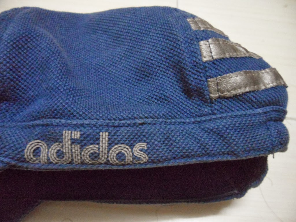 Brand Tag   Adidas Made In   China Material   100% Cotton Size   57cm ~  60cm. Color   Navy Condition   90% Price   RM SOLD 9a14a82ece8