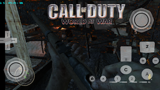 Call Of Duty - World At War Highly Compressed Dolphin Emulator