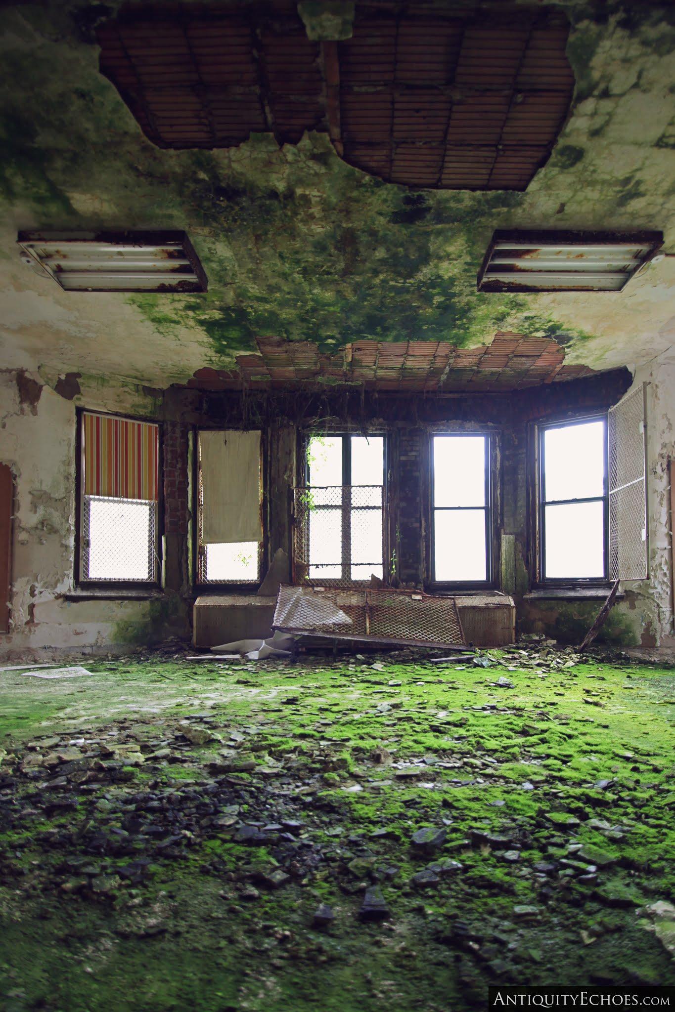 Overbrook Asylum - Mossy Ward