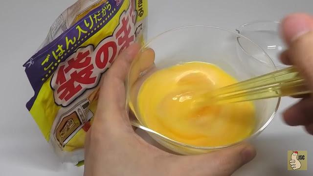 Unik Omurice Instan! Cukup Panaskan Siap Makan Deh