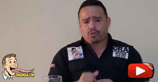 Preparan la Beatificación del Diputado Pistolero Edgar Reyes
