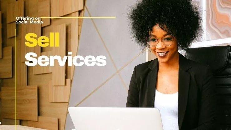 Sell Services And MAke Money Blogging