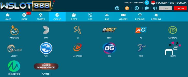 Wslot888 Situs Judi Live Casino Terbesar Asia 88 Terbaru 2020 2021 Profile Aaui Literasi Umum