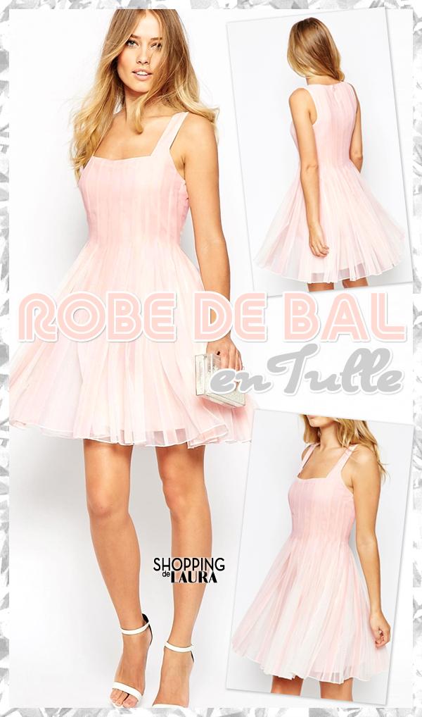 Robe Bal De Rose Asos Ravissante Courte D9YbWeH2IE