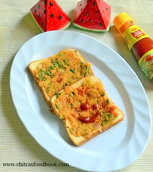 suji toast without curd