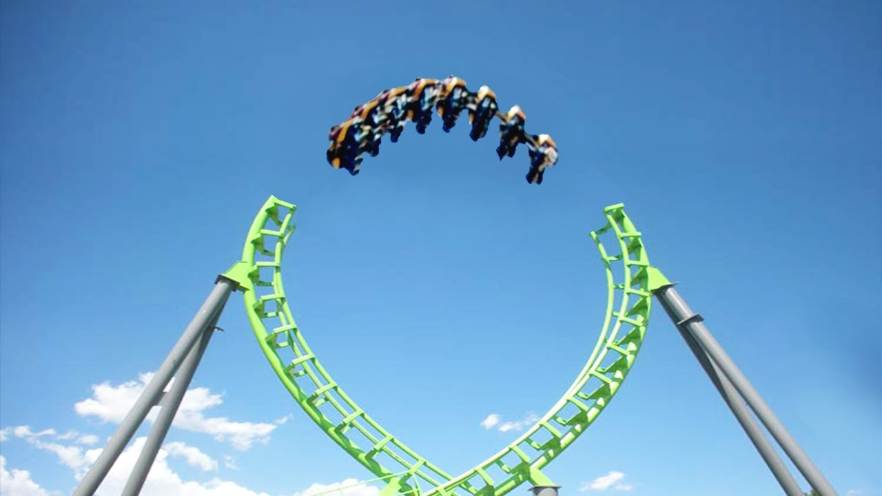 The world's Most Dangerous Roller Coaster: