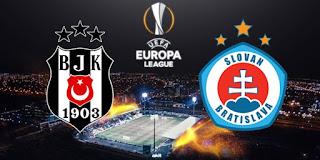 Beşiktaş - Slovan Bratislava