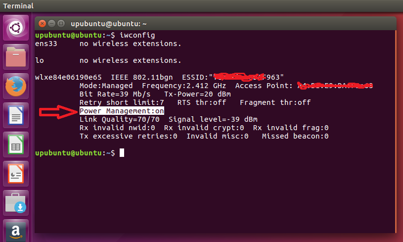 A Simple Tip to Boost Your Wifi Signal Under Ubuntu/Linux Mint