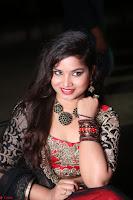 Sirisha Dasari in Red Ghagra Backless Choli ~  048.JPG