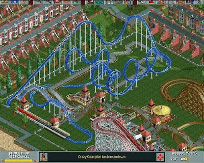 free games roller coaster