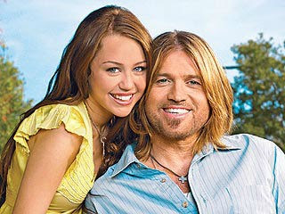 image result for Billy Ray Cyrus daughter Miley