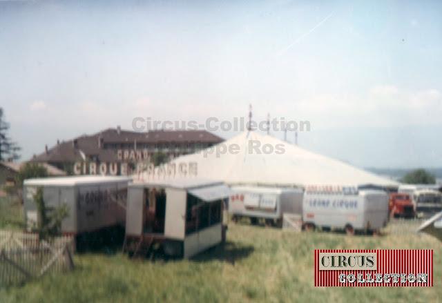 vue de l'arrière du cirque