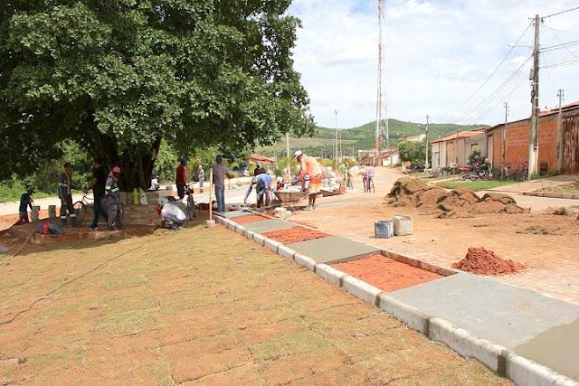 São Desidério: Orla do Canal da Barragem recebe complementação do projeto de paisagismo