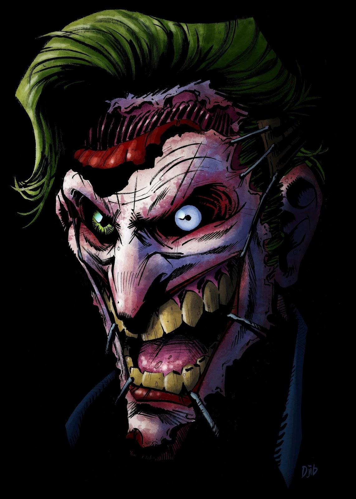 The Geek Trinity: The Joker:Origins and Story  The Geek Trinit...