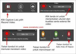 Cara Merekam Video Youtube Lewat Laptop Dan PC KOmputer