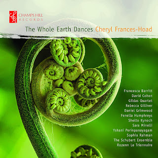 The Whole Earth Dances - Cheryl Frances Hoad; Champs Hill Records