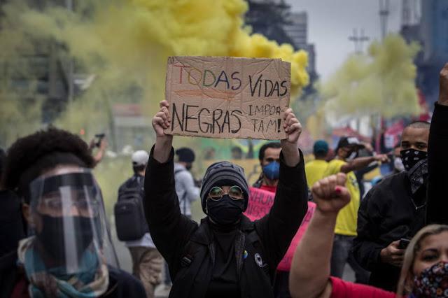 RACISMO ESTRUTURAL, VERGONHA BRASILEIRA