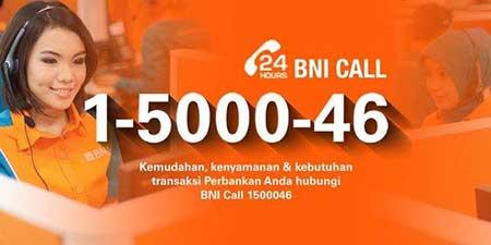 Mengapa BNI Call Tidak Bisa Dihubungi?
