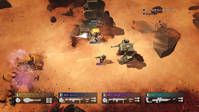 Helldivers Captura 4