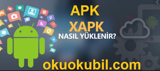 APK  XAPK dosyası nasıl kurulur?