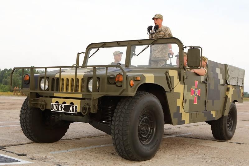 HMMWV M998 0002 А1