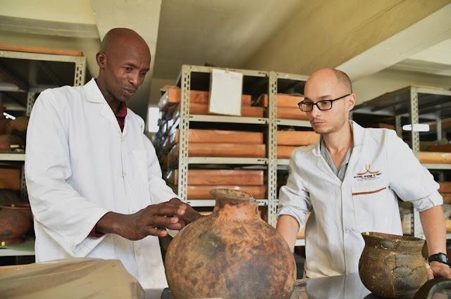 Mixture and migration brought food production to sub-Saharan Africa