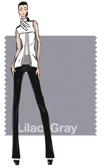PANTONE 16-3905 Lilac Gray