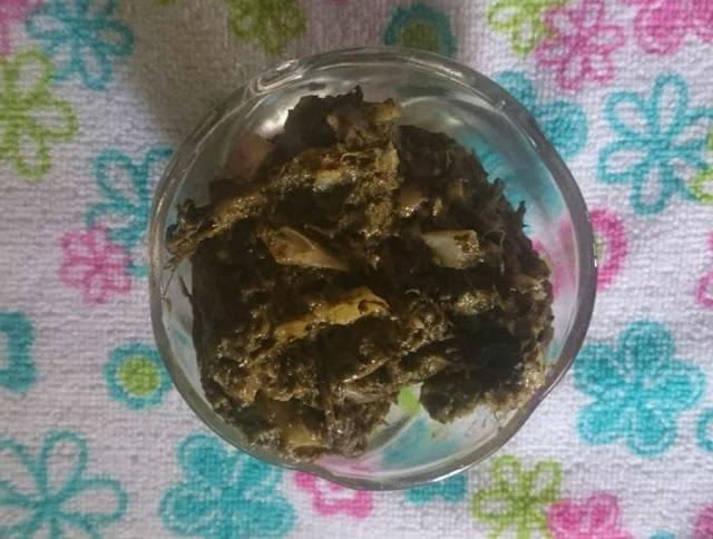 gongura roti pachchadi  sorrel leaves chutney