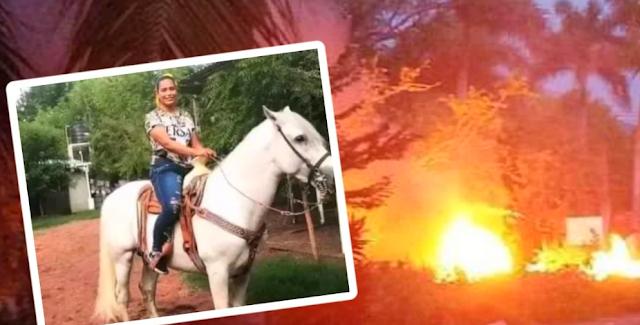 La mujer que estuvo en La Guardia Nacional y era de Los Viagras murió en enfrentamiento en Michoacán