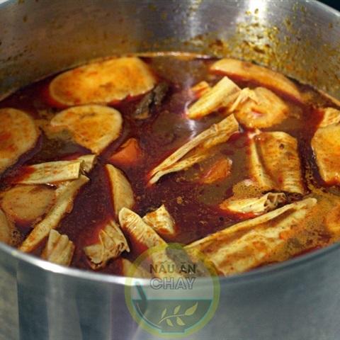 Hướng dẫn nấu bò kho chay cực ngon