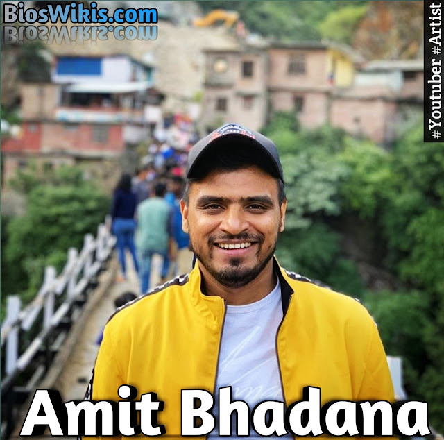 Amit Bhadana Biography, Age, Height, Weight, Family, Girlfriend, Income, Wiki, Images & More