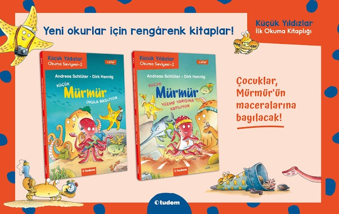 Küçük Mürmür, Çocukların Yeni Okuma Arkadaşı Oluyor