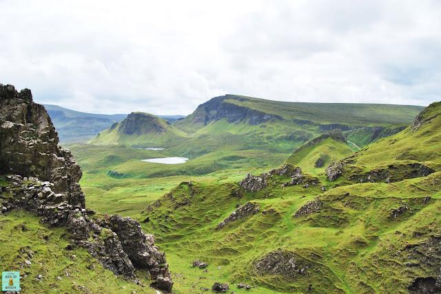 The Quiraing, isla de Skye (Escocia)
