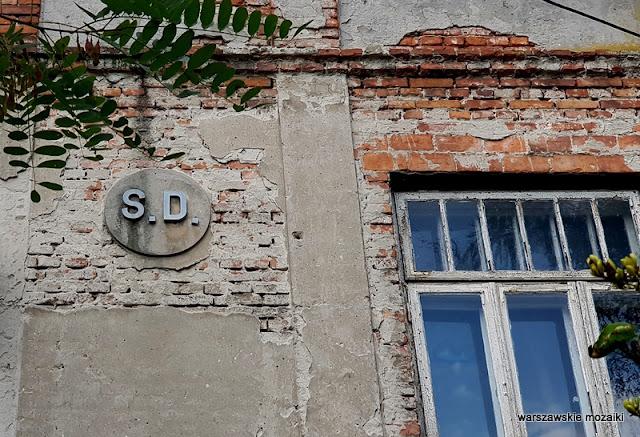 warszawa warsaw grochów gocław architektura architecture dom willa damięcki damięccy