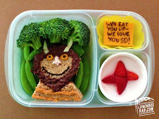 Kids book easy lunch