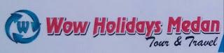 Logo wow Holidays