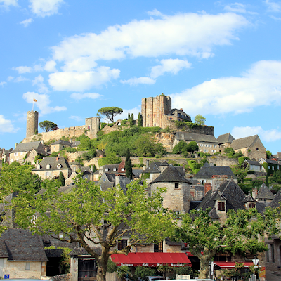 Table mountain of Turenne.