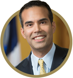 Texas Land Commissioner George P. Bush will tour Texarkana on Tuesday