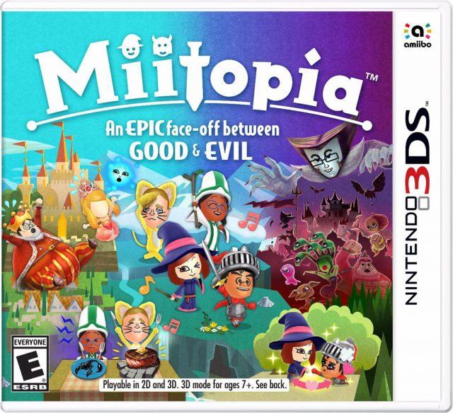 Miitopia (JP/EU/US) 3DS ROM