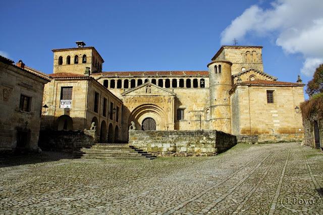 Santillana del Mar (Cantabria).